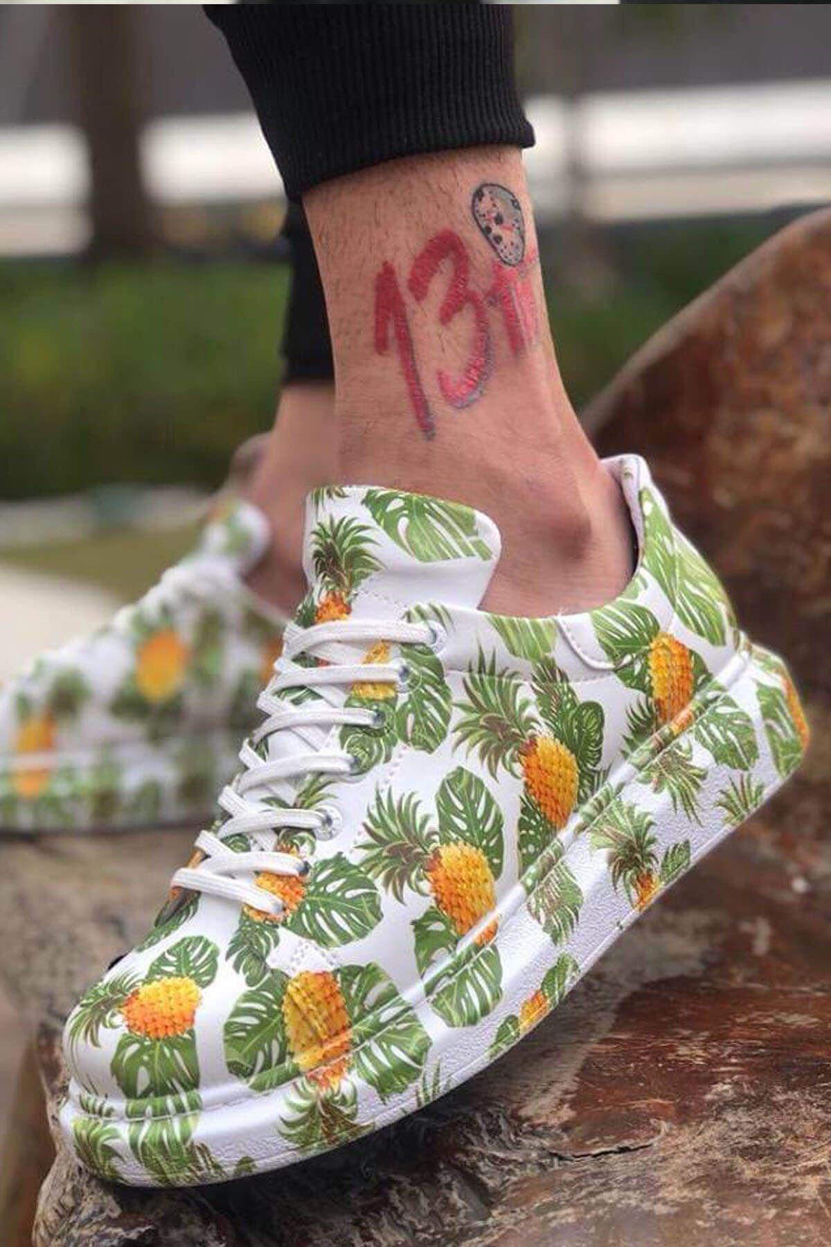 Chekich CH255 BT Erkek Ayakkabı ANANAS