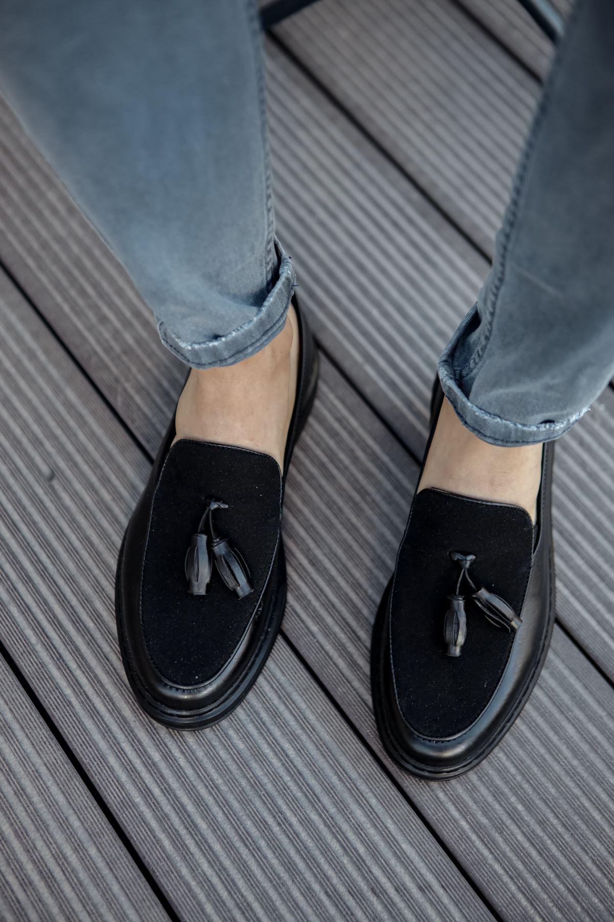 Chekich CH002 ST  Erkek Ayakkabı SIYAH