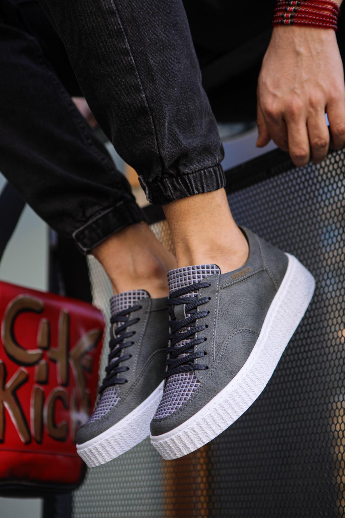 Chekich CH017 BT Erkek Ayakkabı ANTRASİT