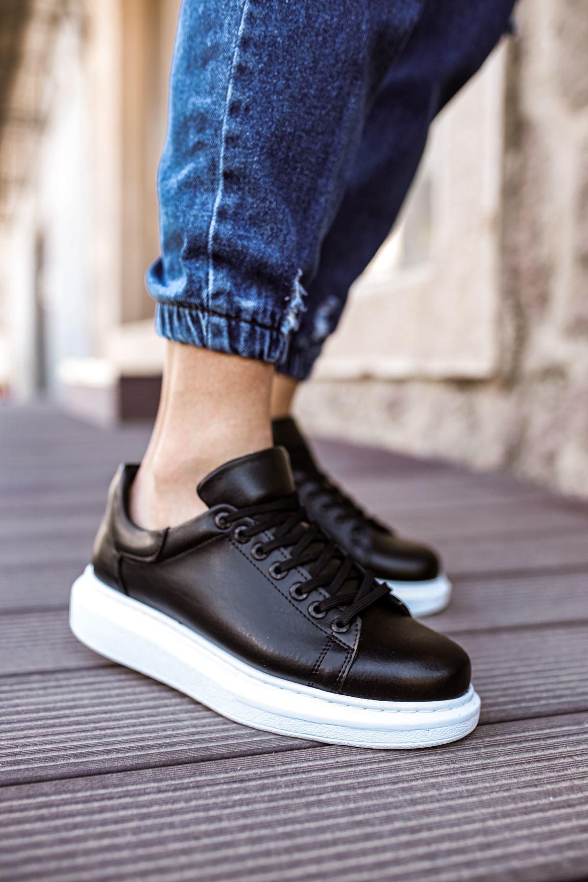 Chekich CH257 BT Erkek Ayakkabı SIYAH