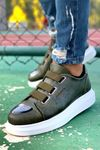 Chekich CH251 BT Erkek Ayakkabı HAKİ