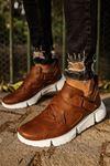 Chekich CH071 BT Erkek Ayakkabı TABA